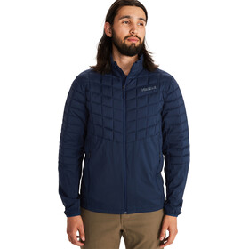 Marmot Featherless Hybrid Jacket Men arctic navy